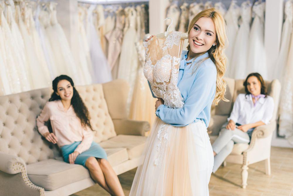 Loja de artigos para noivas