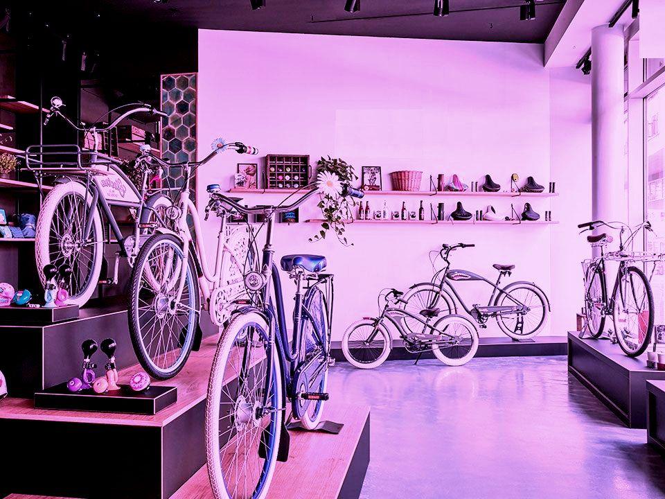 Como montar uma loja de bicicleta