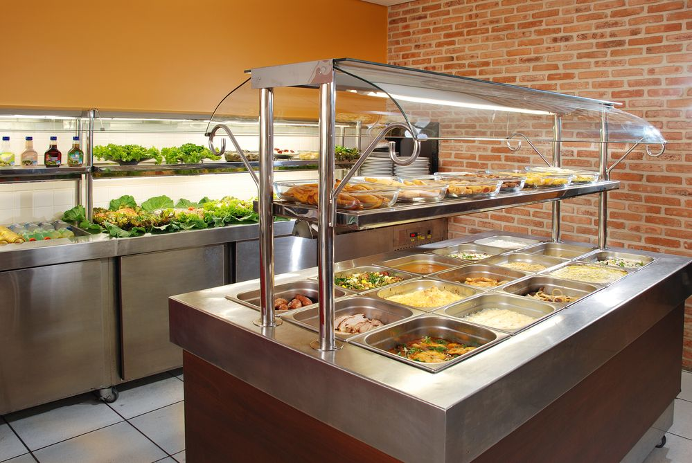 Como Montar um Restaurante Self-Service