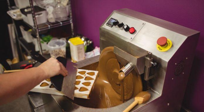 Máquina de Chocolate