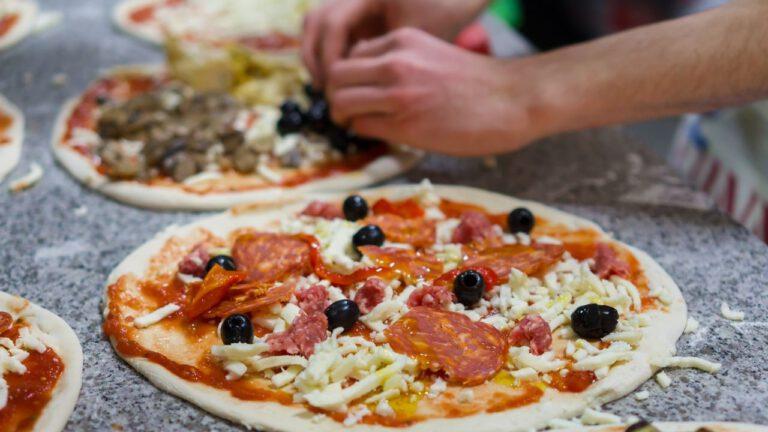 Pizzas Pré Assadas – Preço – Produto – Ponto – Promoção