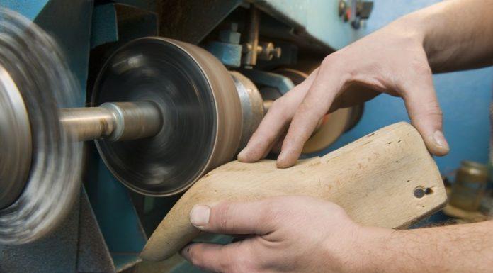Máquina Para Fazer Sandálias