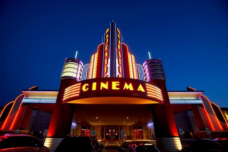 Franquia de Cinema