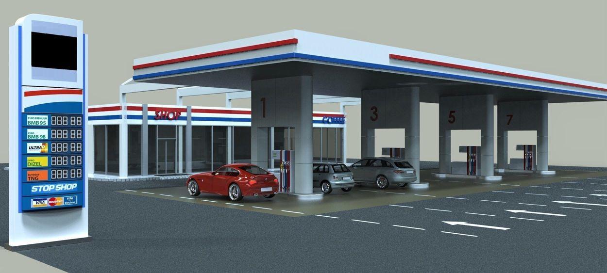 Dicas Para Comprar Posto de Gasolina