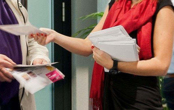 Como montar uma empresa de distribuição de panfletos
