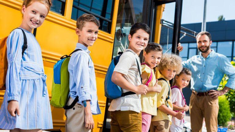 Como Montar Um Transporte Escolar