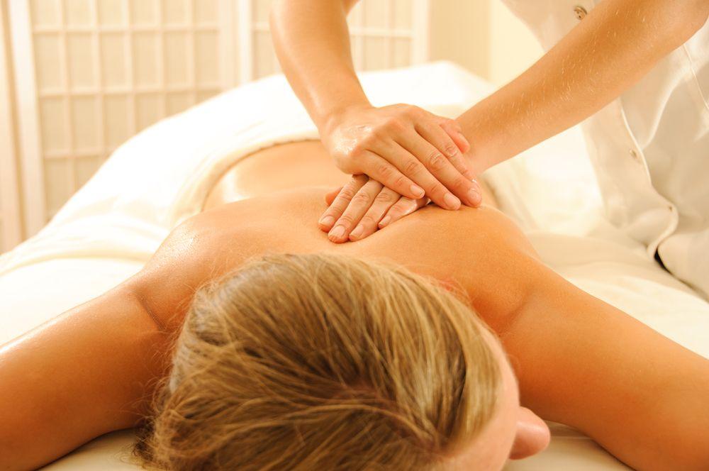 Serviço de Massagem Terapêutica
