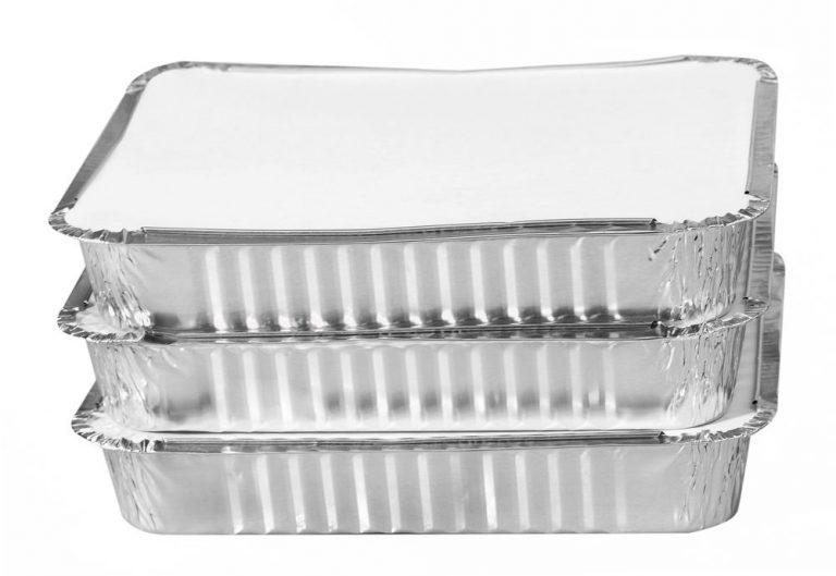 Fábrica de Descartáveis de Alumínio