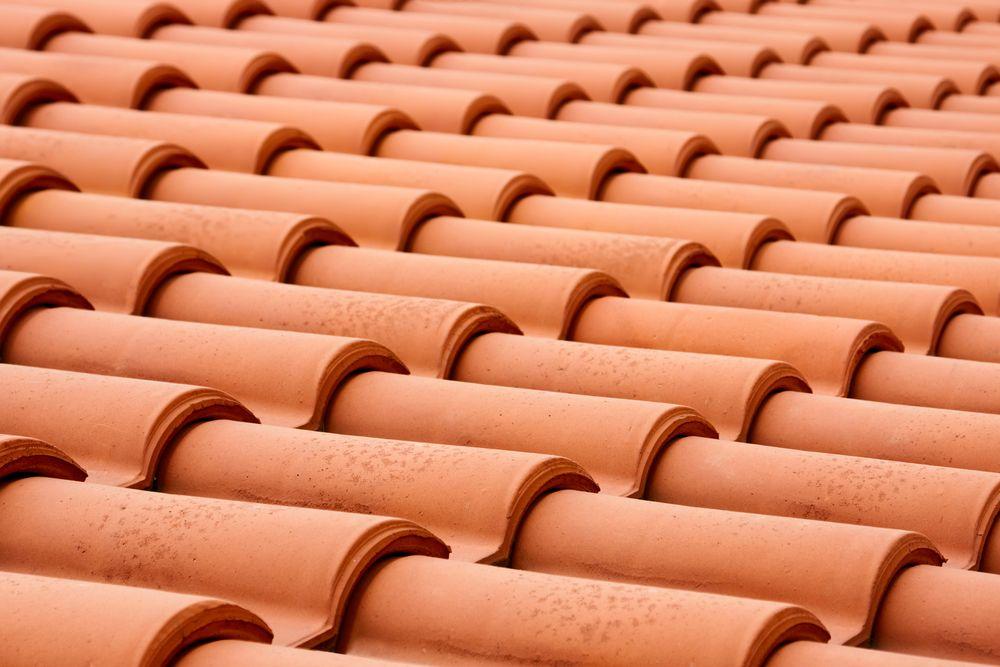 Produção de Telhas de Cerâmica