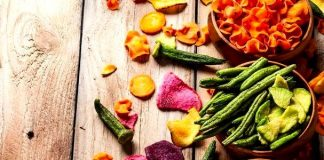 Produção de Vegetais Desidratados