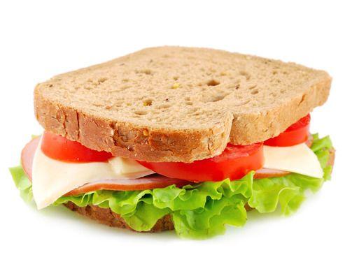 Produção de Sanduíche Natural