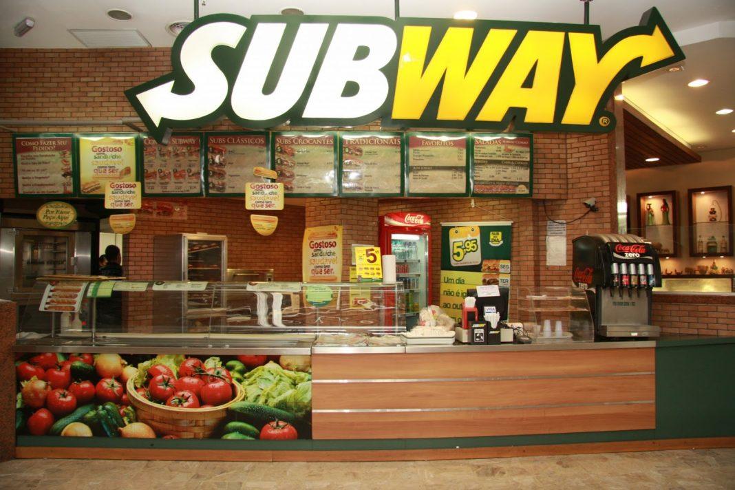 Franquia Subway como montar