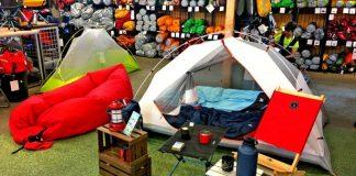 Como Abrir Uma Loja de Camping