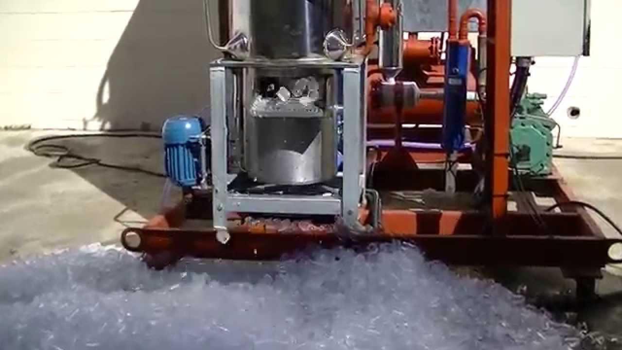 Como Montar Uma Fábrica de Gelo