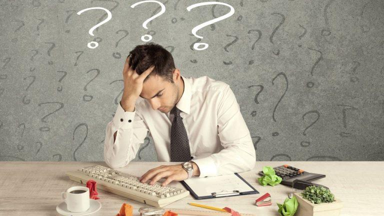 Dúvidas dos Empreendedores