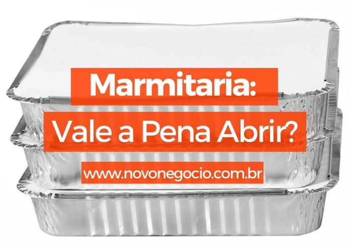 abrir marmitex delivery