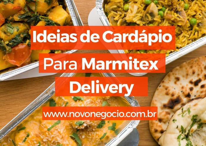 abrir um marmitex delivery