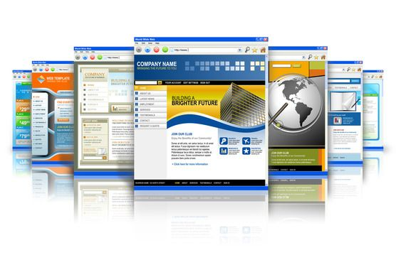 Criando Sites Informativos de Segmento