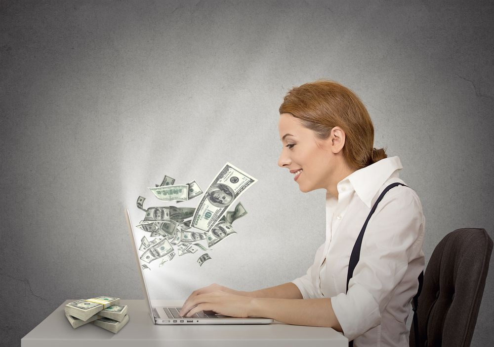 Ganhar Dinheiro na Internet com a Venda de Mercadorias em Loja Própria