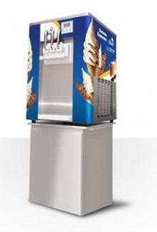Máquina de Sorvete Expresso Sorvety Soft 200