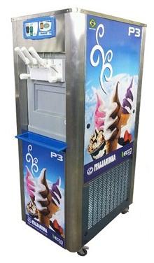 maquina de sorvete italianinha p3