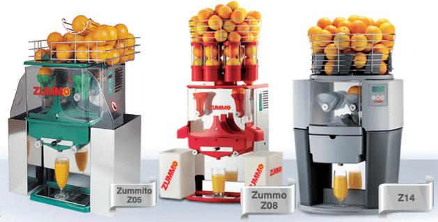 Como Funcionam as Máquinas de Sucos?