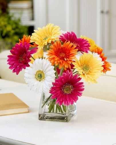 Como Fazer Arranjos de Flores Artificiais Ambientes Internos