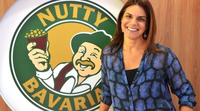 Adriana Auriemo: ela trouxe a Nutty Bavarian para o Brasil