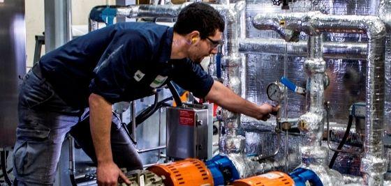 Como Iniciar Um Serviço de Refrigeração Industrial