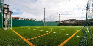 Quadra de Futebol Society