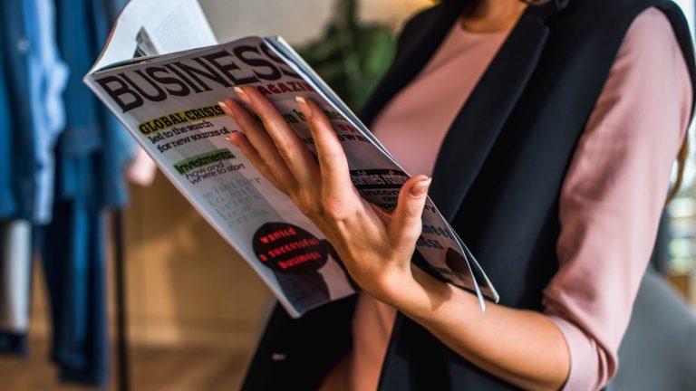 10 Revistas de Negócios Que Você Tem Que Ler
