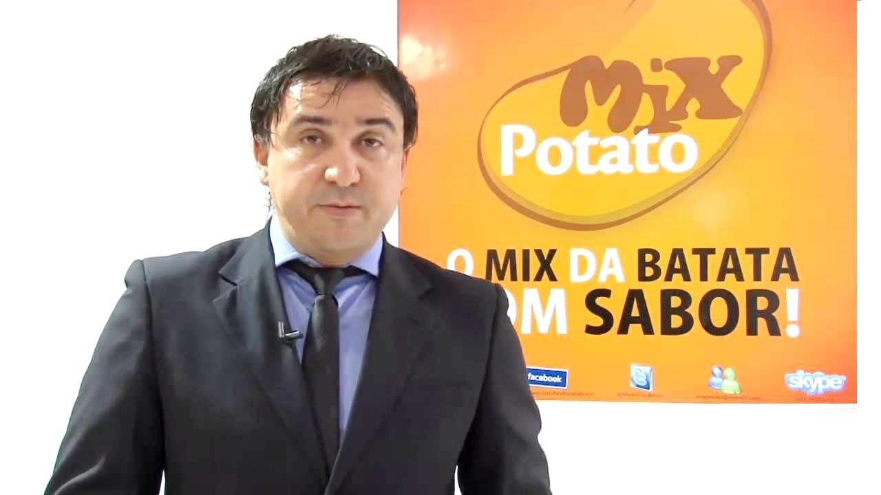 Ademir Carvalho: o sucesso através da popularização das batatas