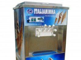 5 Modelos de Máquinas de Sorvete Italianinha
