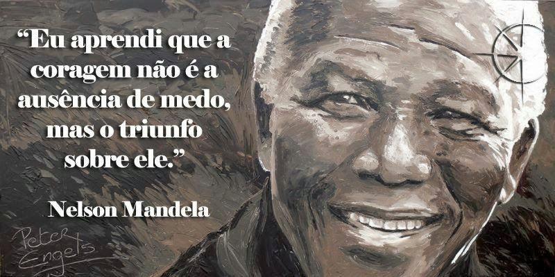 Frases de Nelson Mandela Para Inspirar Sua Vida
