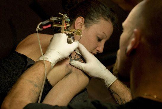 Aprenda Como Ser Tatuador