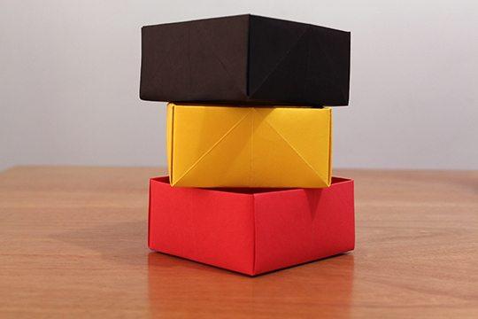 3 Excelentes Opções de Como Fazer Caixa de Presente