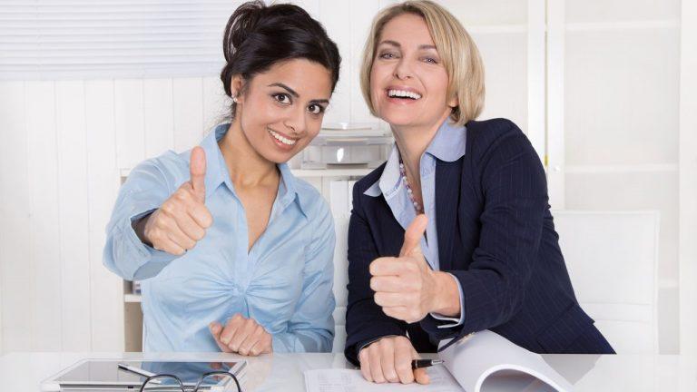 Sexo feminino: sucesso em suas mãos
