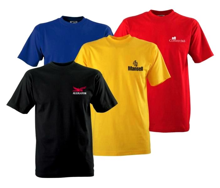 Como Trabalhar Com Camisetas Promocionais c0eff95b591b9