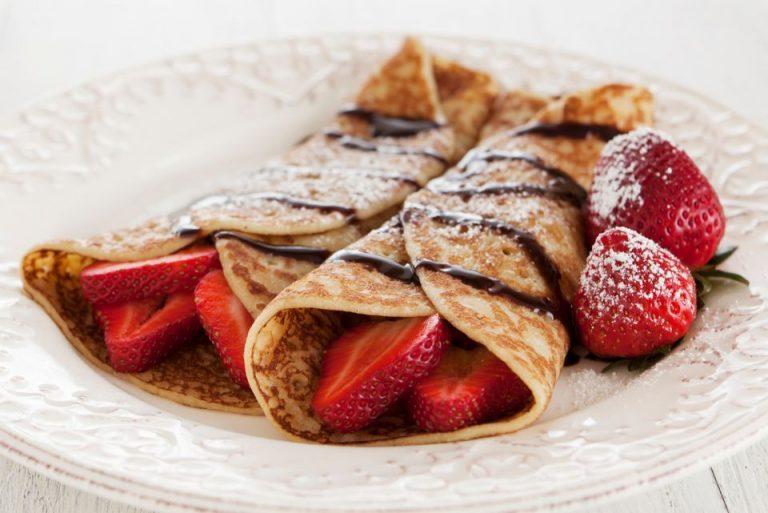 Como Fazer Crepes: 3 Receitas Deliciosas com Modo de Preparo