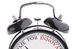 Inovação pra já: não perca tempo