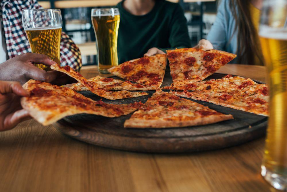 Sabor de Pizza Calabresa
