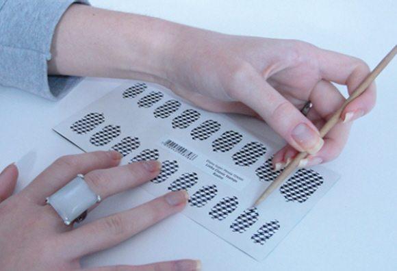 Como Fazer Adesivos de Unhas na Impressora