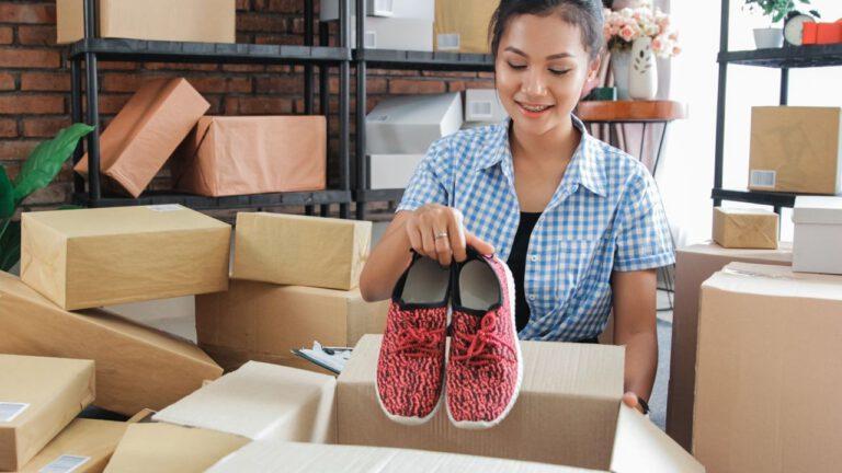 Como vender calçados em casa [Guia Completo 2021]