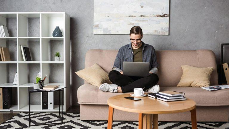 Você pode trabalhar em home office?