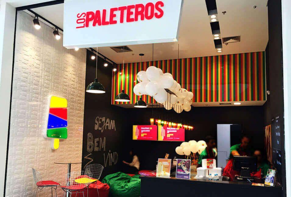 Franquia Los Paleteros