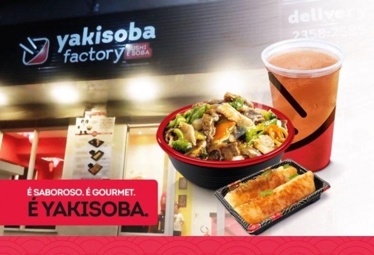 Franquia Yakisoba Factory: Investimento, Faturamento e Modelos