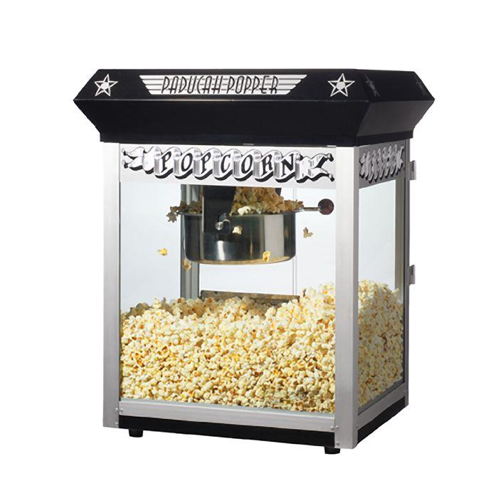 Máquina de fazer pipoca: Automática, Profissional, Elétrica e de Moeda