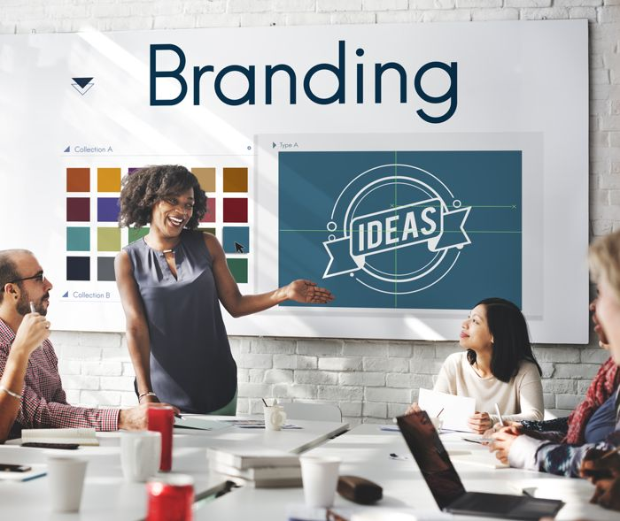 estrutura marca branding