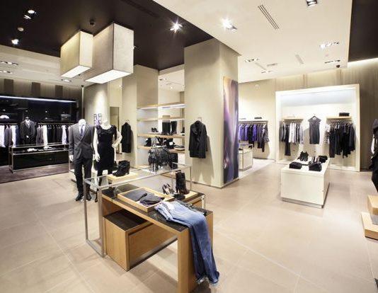 layout de lojas