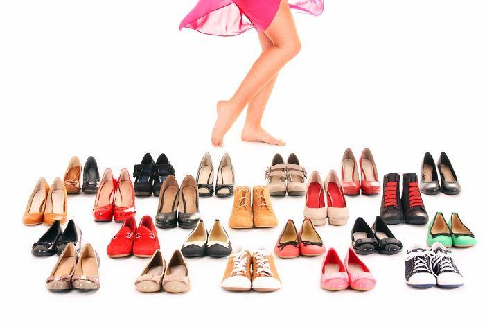 revenda de calçados femininos